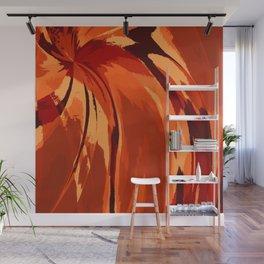 Flamma Wall Mural