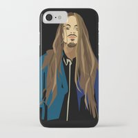 gangster iPhone & iPod Cases featuring Gangster by Elena Medero