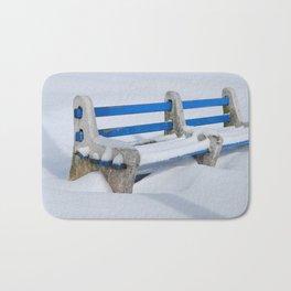 Snow Day Bath Mat