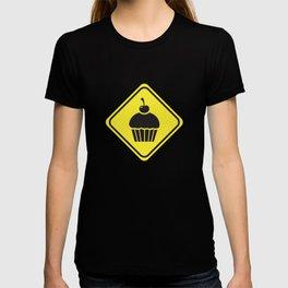 Yield to Cupcake T-shirt