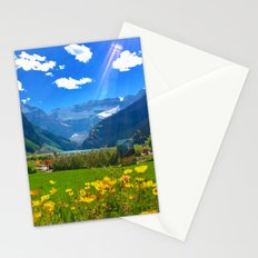 Lake Louise, Beautiful Day Stationery Cards