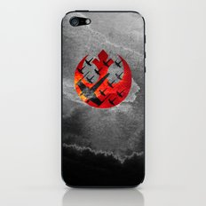 Star Wars Wraith Squadron in the Clouds iPhone & iPod Skin