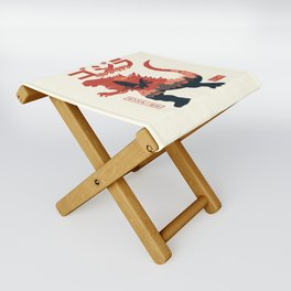 The King of Monsters vol.2 Folding Stool