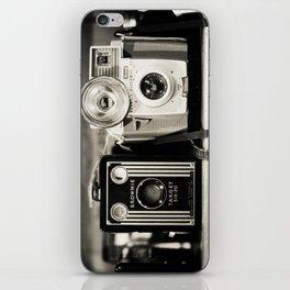 A pair of Kodak Brownies iPhone Skin