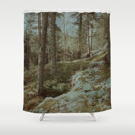 And maybe that's how it should be Shower Curtain