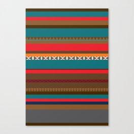 Incas' Culture Heritage Canvas Print