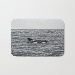 Voir les dauphins Bath Mat