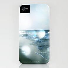 Run Away iPhone (4, 4s) Slim Case