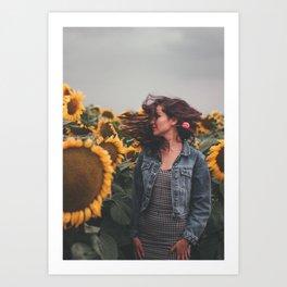 Flower Photography by Gustavo Bautista Reyes Art Print