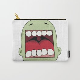 Loud Mouth Carry-All Pouch