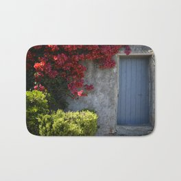 Blue door French Riviera Bath Mat