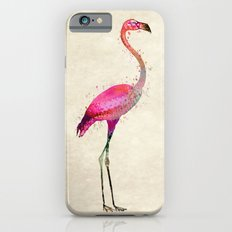 Pink Flamingo Slim Case iPhone 6s