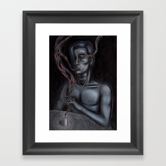 The Things You Used To Own Framed Art Print