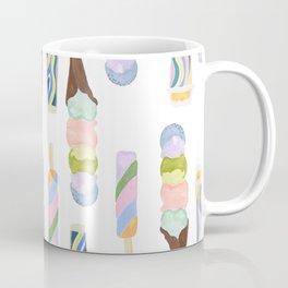 Colorful Ice Cream Coffee Mug