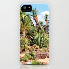 Arid Zone iPhone Case