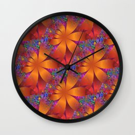 for seamless wallpapers and more -3- Wall Clock