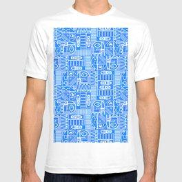 GeoPrint Pattern T-shirt