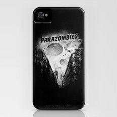 Parazombies iPhone (4, 4s) Slim Case
