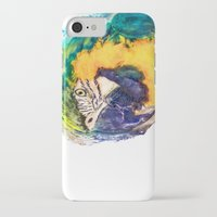 parrot iPhone & iPod Cases featuring Parrot by jbjart