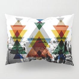 City totem Pillow Sham