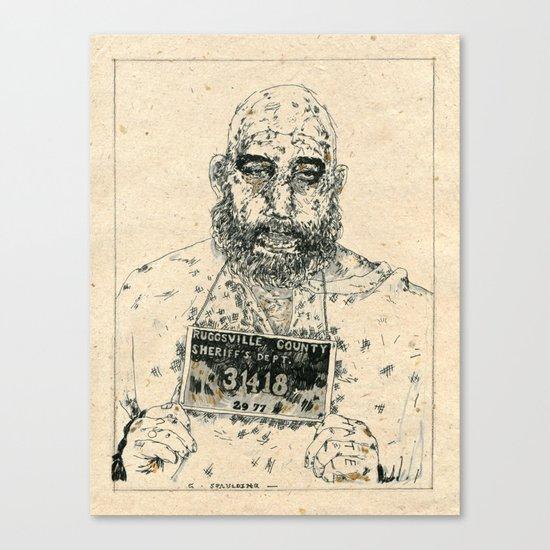 C. Spaulding Canvas Print