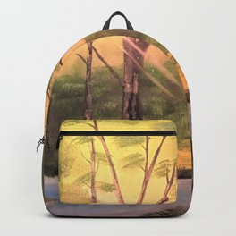 Sunny Forest Backpack
