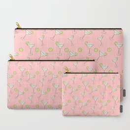 Cocktail pink Carry-All Pouch