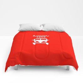 Summer 1969 - red Comforters