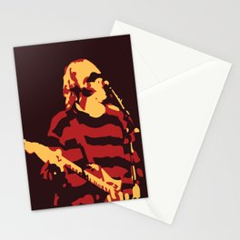 Warm Lithium Stationery Cards