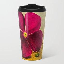 i send you a flower Travel Mug
