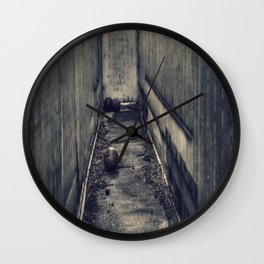 Lost and Forgotten Wall Clock