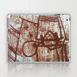 Etched Laptop & iPad Skin