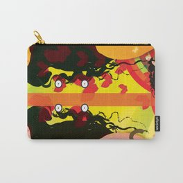 Digital Illustrations Carry-All Pouch