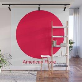 American Rose Wall Mural