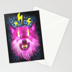 Eye Of The Wolf Stationery Cards