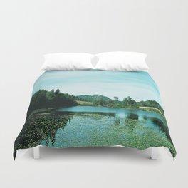 Jordon's Pond Arcadia Duvet Cover