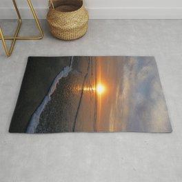 Sun-kissed Sea Rug