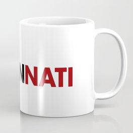 CINCINNATI Coffee Mug