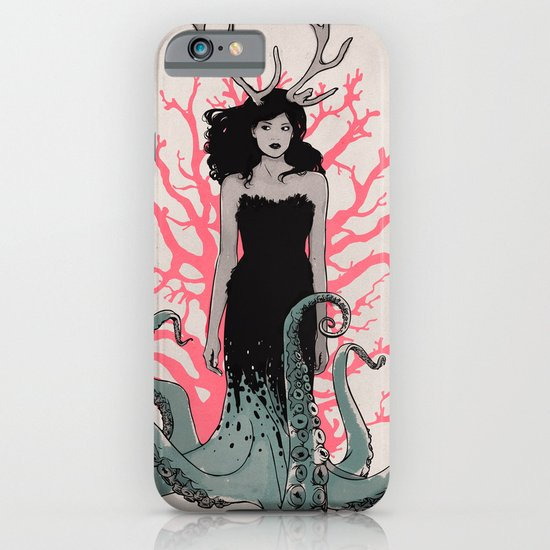 Nature is ancient iPhone & iPod Case