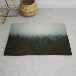 The Haunting Forest Rug