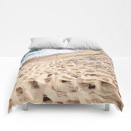 African Dune Beach Comforters