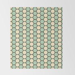 Polygon Throw Blanket