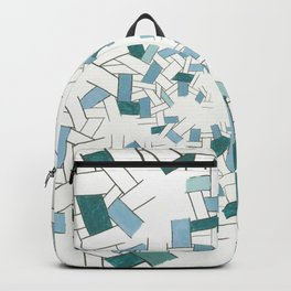At The Bottom Of The Ocean Backpack