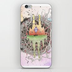 Master of Dimensions iPhone & iPod Skin