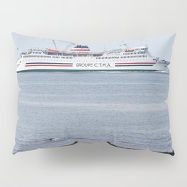 CTMA cruise ship  Pillow Sham