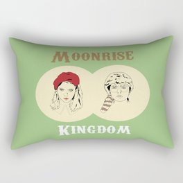 Moonrise Kingdom  Rectangular Pillow