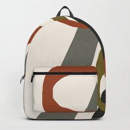 Geometric Shapes 23 Backpack