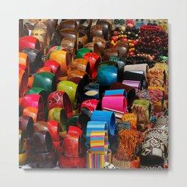 Colors of the Caribbean Metal Print