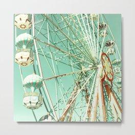 Gira Gira Gira, Ferris Wheel Metal Print