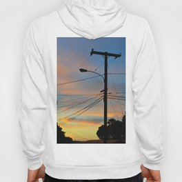 A Sunset is the Elusion of Peace Hoody